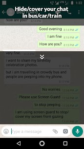 Screen Guard For Whatsapp For Pc – Free Download On Windows 10/8/7 And Mac 2