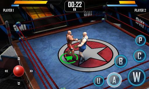 Real Wrestling 3D 1.10 screenshots 1