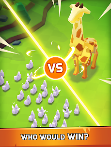 Animal Warfare Mod Apk 2.1.1 (Free Shopping) 7