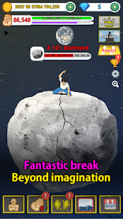 Tap Tap Breaking: Break Everything Clicker Game Screenshot