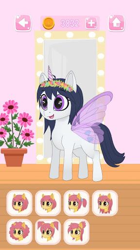 My Unicorn - Virtual Pet Care  screenshots 3