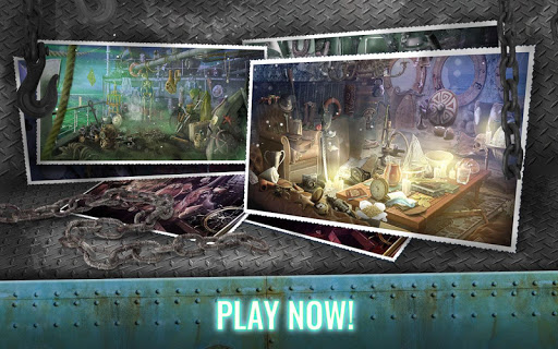 Ghost Ship: Hidden Object Adventure Games  screenshots 4
