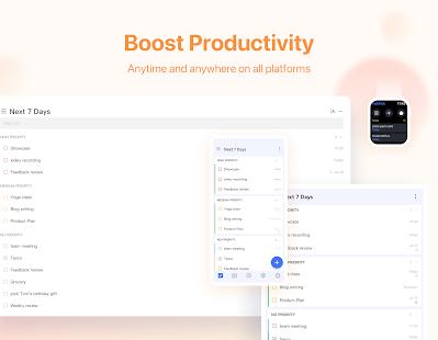 TickTick: ToDo List Planner, Reminder & Calendar 6.0.4.1 Screenshots 15