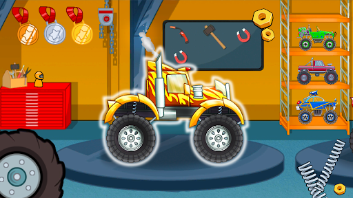 Kids Monster Truck  screenshots 5
