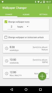 Wallpaper Changer 4.9.3 (Premium) (