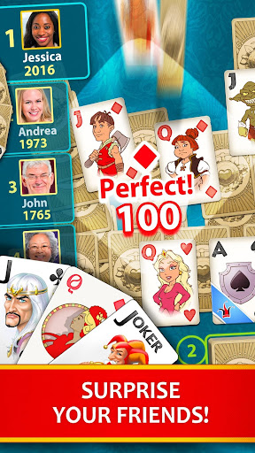 Solitaire Perfect Match 2020.7.2048 screenshots 3