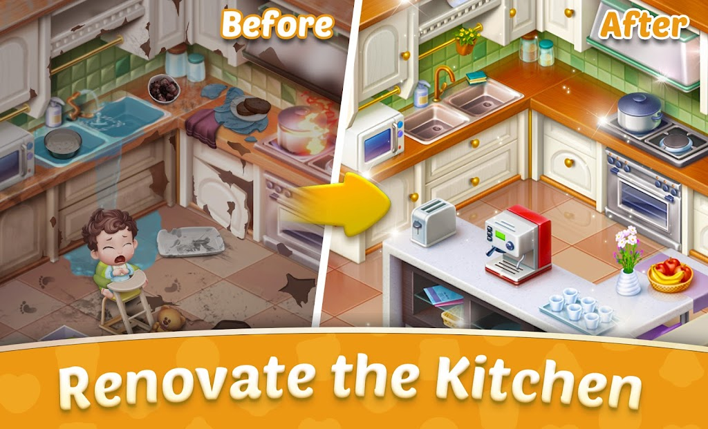 Baby Manor: Baby Raising Simulation & Home Design  poster 18