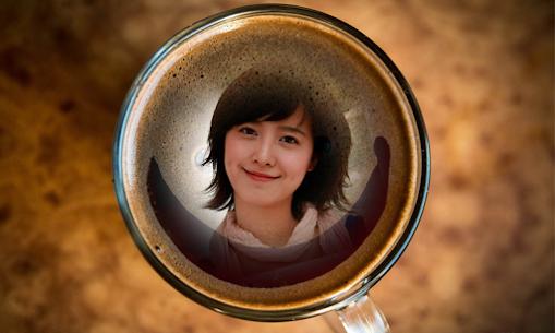 Coffee Cup Photo Frame 1