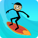 Stickman Surfer - Androidアプリ