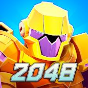 2048 Robots - Merge Numbers