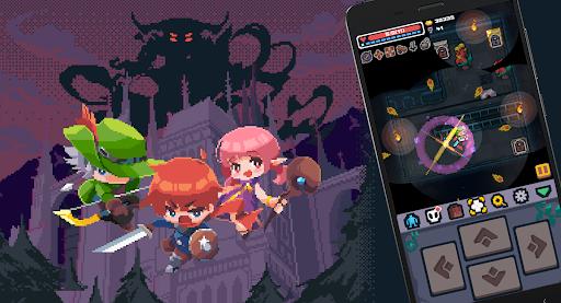 Guidus : Pixel Roguelike RPG 1.0292 screenshots 8