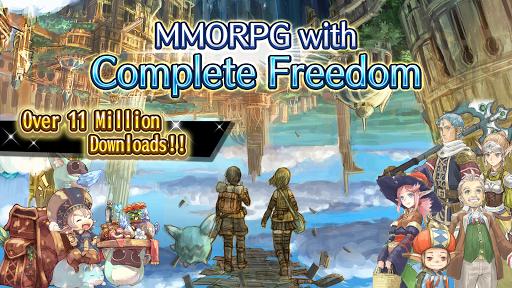 RPG Toram Online - MMORPG 3.3.39 screenshots 1