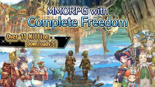 Baixar RPG Toram Online MOD APK 3.3.52 – {Versão atualizada} 1