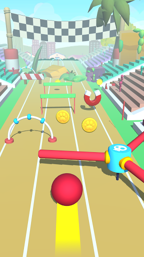 Ball Run Stack - 8 Ball Game Stack Ball 3D Helix 37 screenshots 6