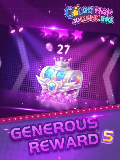 Color Dancing Hop - free music beat game 2021  screenshots 6
