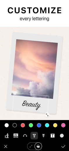 Text u2014 add text to photo app. Collage maker & font android2mod screenshots 5