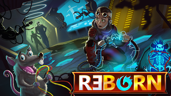 Image For Adventure Reborn: story game point and click Versi 1.38 6