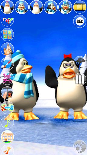 Talking Pengu & Penga Penguin - Virtual Pet  screenshots 5