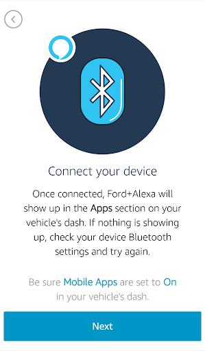 Ford+Alexa screenshot 5