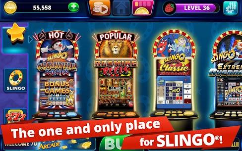 Slingo Arcade: Bingo Slots Game 6