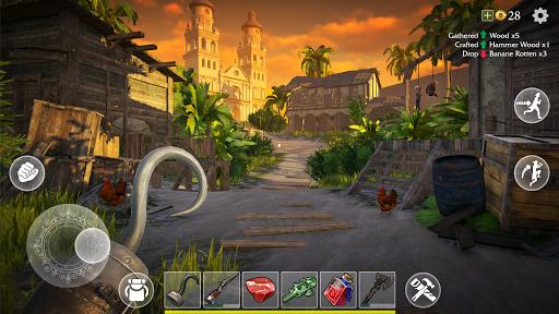 Last Pirate: Survival Island Adventure 0.919 screenshots 4