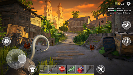 Last Pirate: Survival Island Adventure Mod Apk