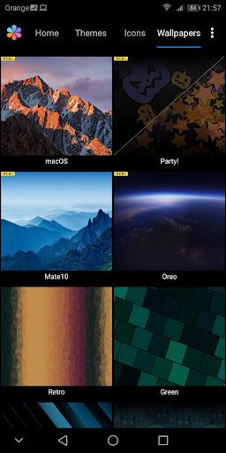 EMUI Themes Factory for Huawei 1.7 Screenshots 6