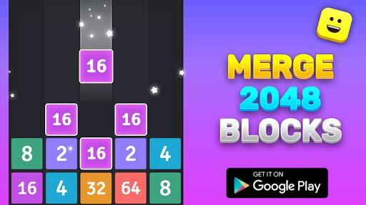 2048 Merge Number Games Apkfinish screenshots 14
