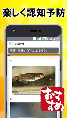 認知症予防~高齢者向けアプリ 無料×脳トレ×日経×語彙力~のおすすめ画像3