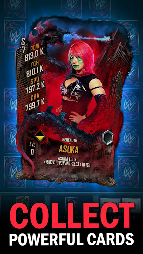 WWE SuperCard - Multiplayer Collector Card Game 4.5.0.5679999 screenshots 2