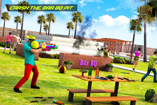 Pool Party Gunner FPS u2013 New Shooting Game 2018 screenshots 15