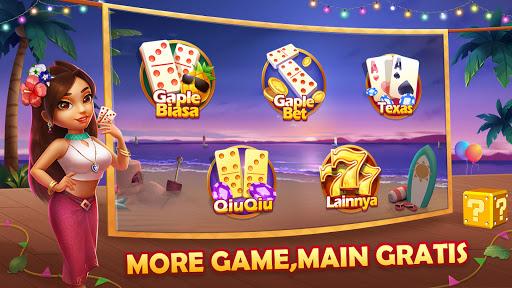 Domino QiuQiu Gaple Slots Online android2mod screenshots 6