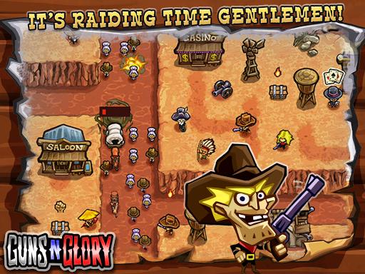 Code Triche Guns'n'Glory APK Mod screenshots 1
