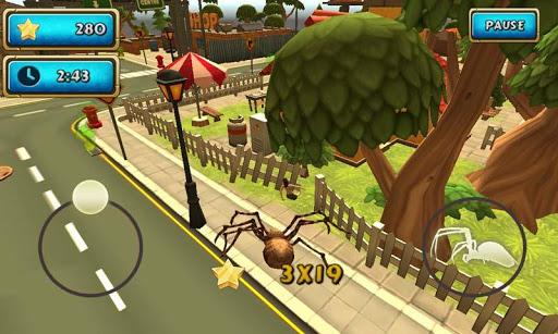 Spider Simulator: Amazing City  screenshots 8