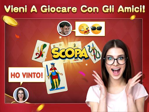 Scopa:Italian Card Game online 1.1.9.0 screenshots 7