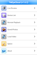 TMEyeCloud screenshot thumbnail