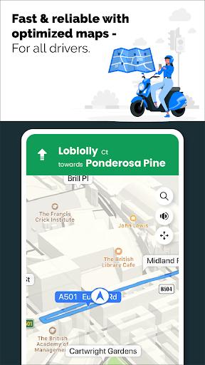 GPS Live Navigation, Maps, Directions and Explore  Screenshots 20