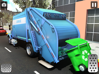City Trash Truck Simulator: Dump Truck Games 1.37 Screenshots 8