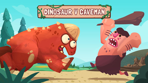 Dino Bash - Dinosaurs v Cavemen Tower Defense Wars 1.3.10 Screenshots 7