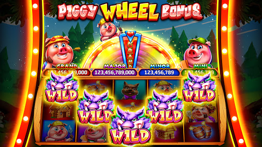 Jackpot World™ - Free Vegas Casino Slots 1.54 screenshots 2