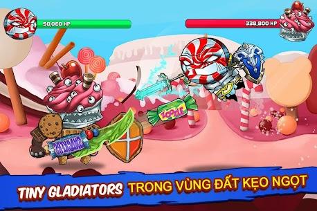 Tải Tiny Gladiators MOD APK 2.4.4 (tiền không giới hạn) 1