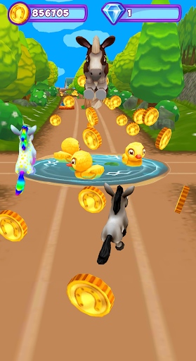Pony Racing 3D  screenshots 14