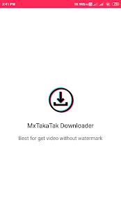 TakaTak Video Downloader - Without watermark