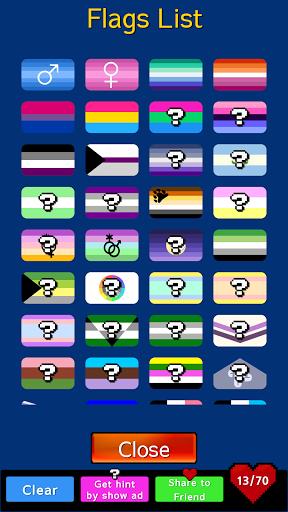 LGBT Flags Merge!  screenshots 8
