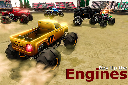 Demolition Derby 2021 - Monster Truck Destroyer modavailable screenshots 5