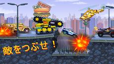 Car Eats Car 3 - レーシングゲームのおすすめ画像1