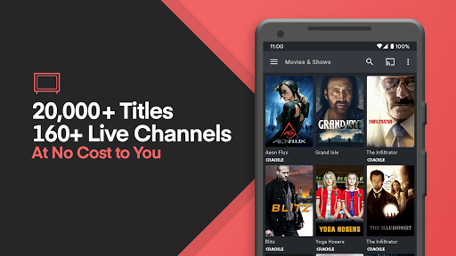 Plex: Stream Free Movies & Watch Live TV Shows Now screen 1
