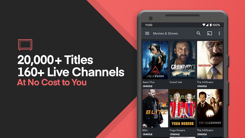 Plex: Stream Free Movies & Watch Live TV Shows Now poster 1