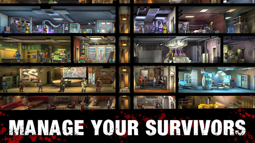 Zero City: Zombie shelter survival & base-building 1.16.0 screenshots 7