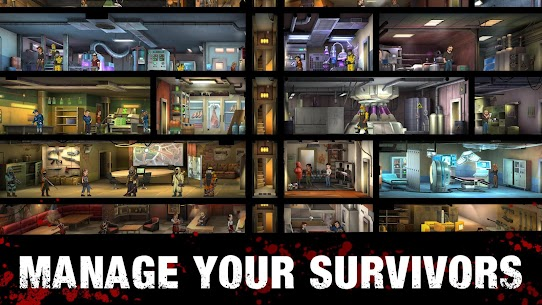 Zero City: Zombie shelter survival Mod Apk (One Hit) 7
